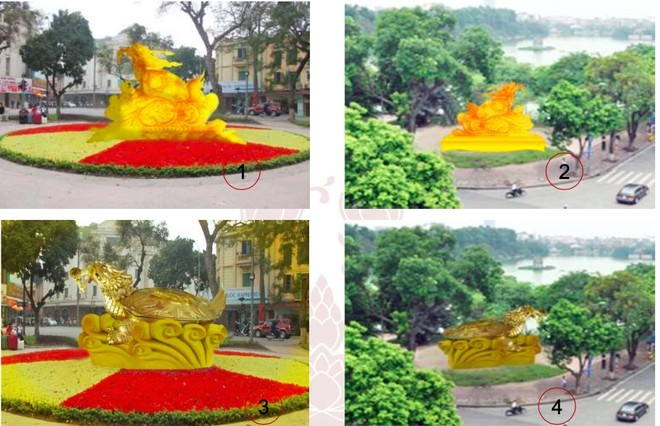 Đề xuất đúc tượng rùa 10 tấn ở hồ Gươm, nhà sử học Dương Trung Quốc bảo khó