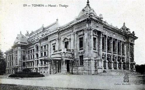 Nhà hát Lớn thế kỷ 19