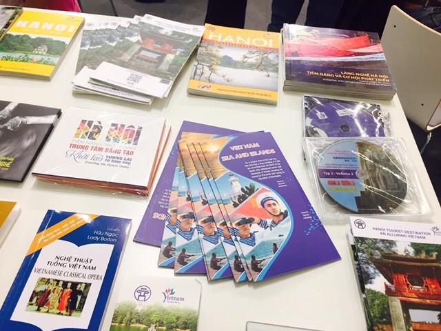 Ấn tượng văn hóa Hà Nội- Việt Nam ở Hội chợ sách quốc tế Frankfurt 2017