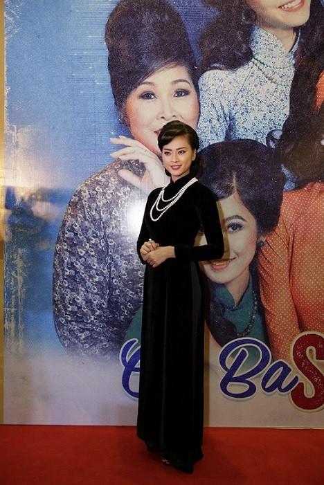 Đả nữ Ngô Thanh Vân trong vai trò Nhà sản xuất phim