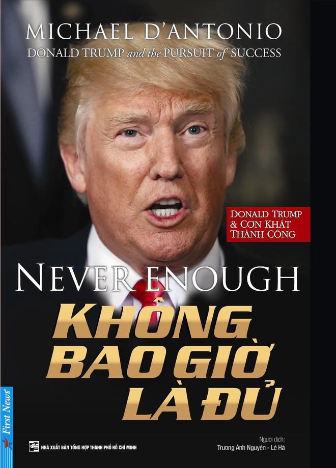 Ra mắt cuốn sách lý giải tính cách Donald Trump