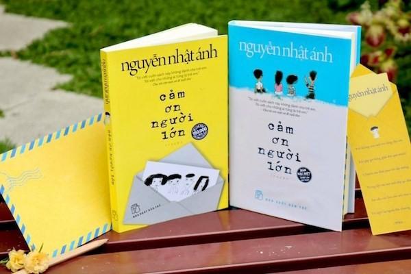 """Nhà văn Nguyễn Nhật Ánh ký tặng sách """"Cảm ơn người lớn"""" và giao lưu cùng độc giả Hà Nội"""