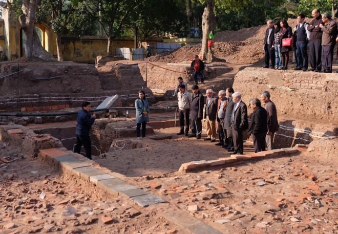 Kỷ niệm 50 năm thành lập Viện Khảo cổ học Việt Nam