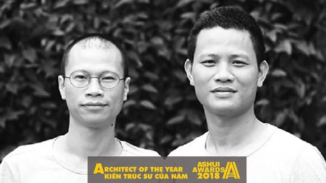 Đoàn Thanh Hà và Trần Ngọc Phương cũng là hai kiến trúc sư đã dành rất nhiều giải thưởng kiến trúc trong thập niên vừa qua.