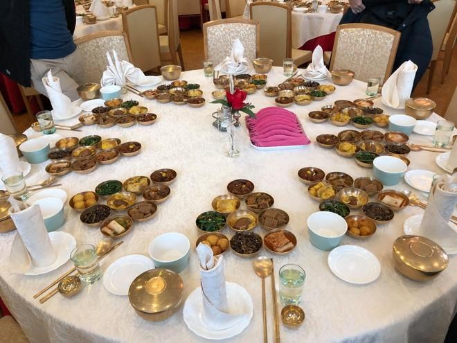 Triều Tiên là quốc gia có ẩm thực đặc sắc hấp dẫn du khách (ảnh HanoiRedtours)