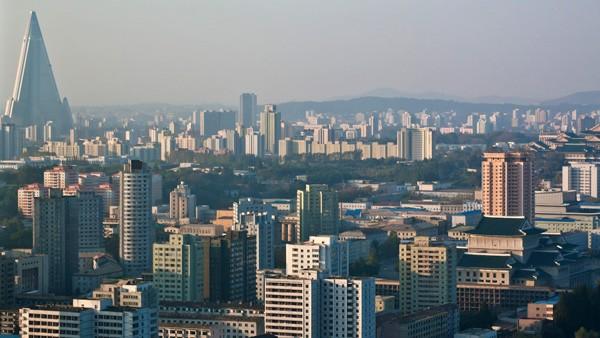 Thủ đô Bình Nhưỡng- Triều Tiên