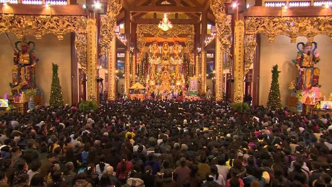 Chấn chỉnh thuyết giảng tại chùa Ba Vàng, kỷ luật nghiêm việc tuyên truyền mê tín dị đoan