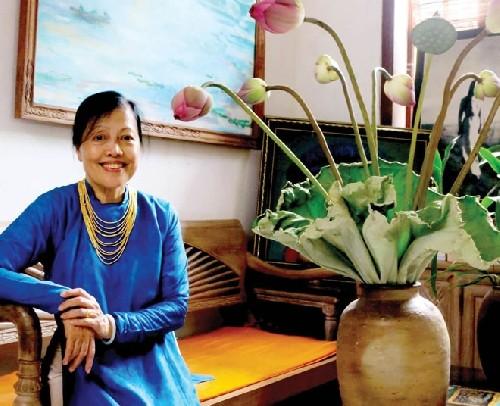 Giáo sư triết học Thái Kim Lan và nỗi niềm với Huế