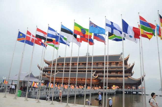 Đại lễ Phật đản Liên hợp quốc diễn ra tại chùa Tam Chúc, Hà Nam từ 11 đến 14/5/2019, đây là lần thứ 3 Việt Nam đăng cai tổ chức đại lễ này