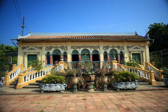 Nhà cổ Bình Thủy- điểm du lịch hấp dẫn ở Cần Thơ