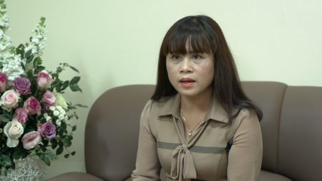 Bà Ninh Thị Thu Hương- Cục trưởng Cục Văn hoá cơ sở