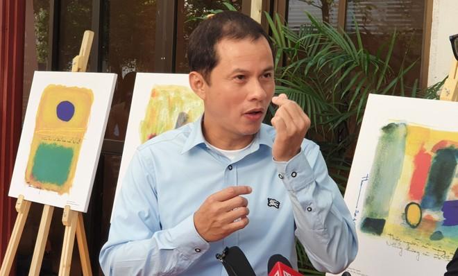Nhà thơ Trần Lê Khánh