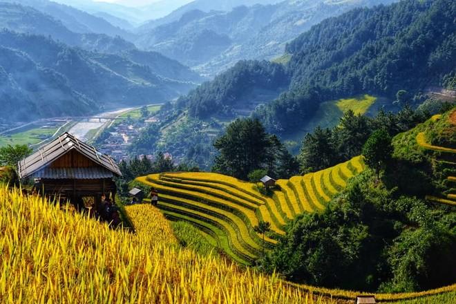 Du khách sẽ có những trải nghiệm du lịch tuyệt vời khi đến Việt Nam (ảnh: Phương Phương Hà