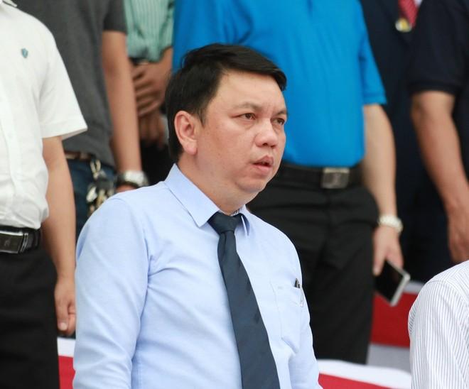 Tổng thư ký Liên đoàn bóng đá Việt Nam Lê Hoài Anh