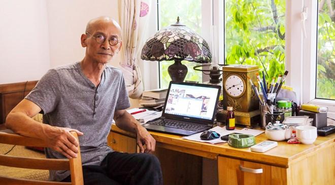 """Nhà văn Nguyễn Văn Thọ kể lại trải nghiệm xương máu nơi xứ người và từ đó ông viết nên cuốn tiểu thuyết nổi tiếng """"Quyên"""""""