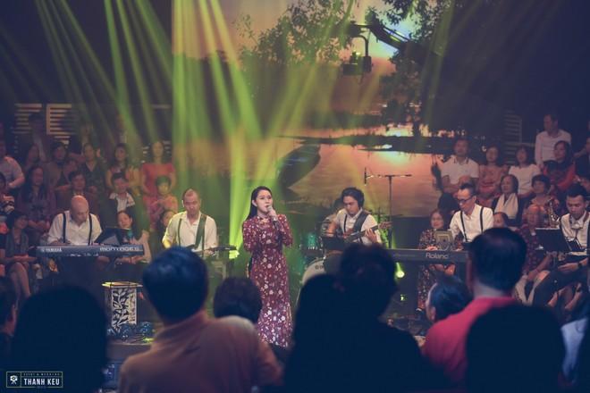 Rất nhiều ca khúc là ký ức một thời được hát trong chương trình