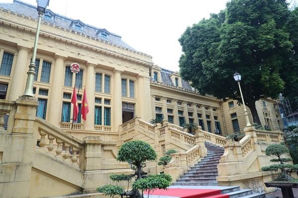 Trụ sở Tòa án nhân dân tối cao được xếp hạng Di tích Kiến trúc Nghệ thuật Quốc gia