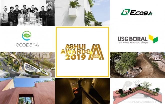 Vườn cộng đồng Tân Mai-Hà Nội được vinh danh ở giải thưởng Ashui Awards 2019