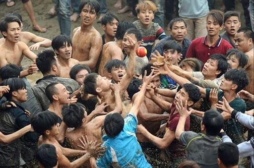 Đề nghị tạm dừng đánh phết ở Hội phết Hiền Quan- Phú Thọ