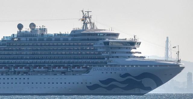 Tàu du lịch hạng sang chở gần 3000 du khách tham quan một số quốc gia châu Á trong vòng 16 ngày