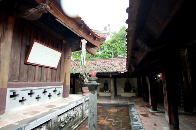 Chùa Bối Khê từng được xếp hạng di tích Quốc gia, chùa là nơi lưu giữ nhiều di vật và đặc biệt giá trị về kiến trúc (ảnh Hồ Hạ)