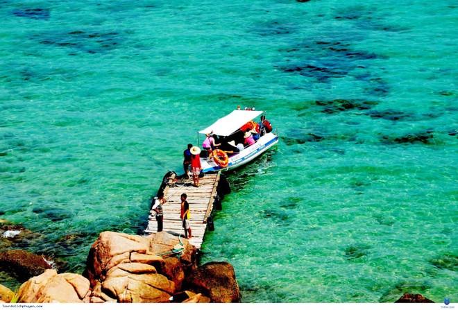 Du lịch biển được nhiều người chọn lựa hậu dịch Covid-19