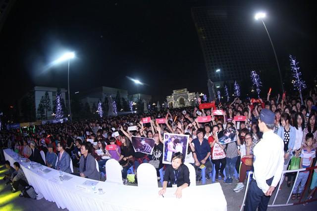 5.000 người tham dự đại nhạc hội KPOP ảnh 2