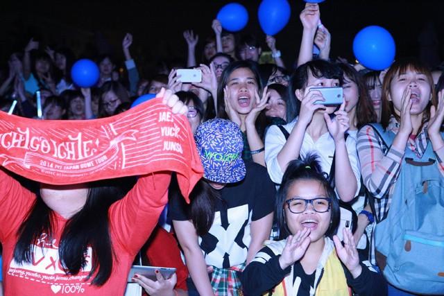 5.000 người tham dự đại nhạc hội KPOP ảnh 3