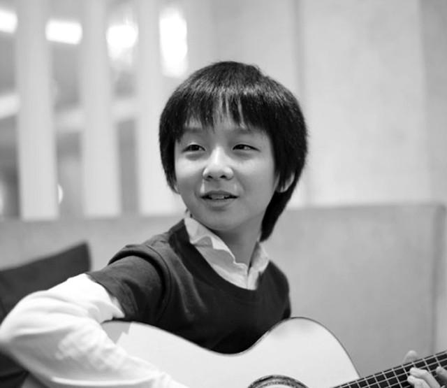 """""""Thần đồng guitar Hàn Quốc"""" trở lại Việt Nam"""