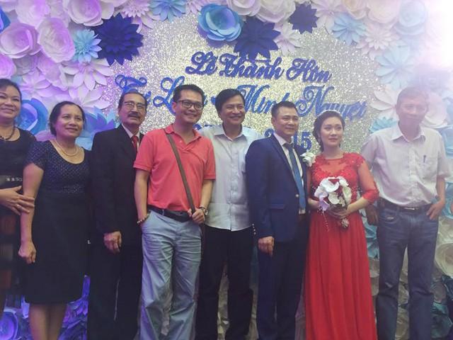 Nhiều nghệ sỹ nổi tiếng đã có mặt trong đám cưới của danh hài Tự Long