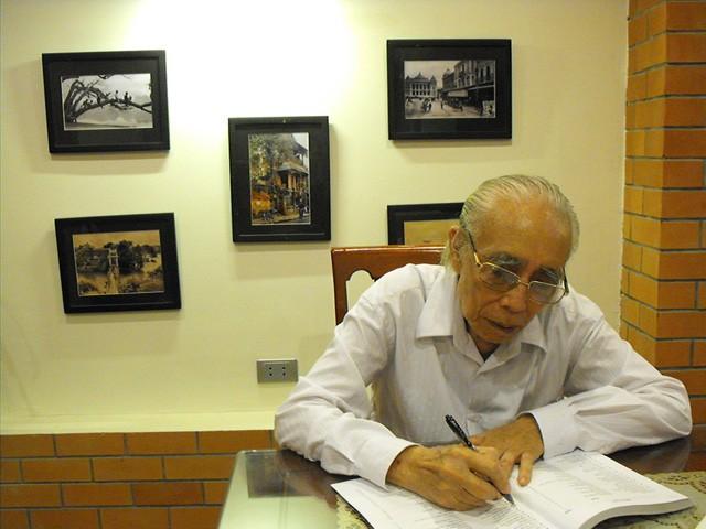 Nhạc sỹ Phan Huỳnh Điểu