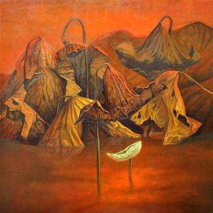 Tác phẩm của họa sỹ Quảng Tâm