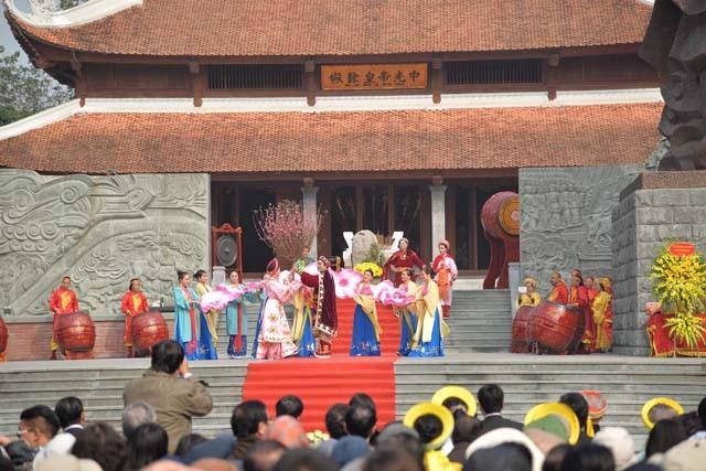 Tưng bừng lễ kỷ niệm 227 năm chiến thắng Ngọc Hồi - Đống Đa ảnh 5