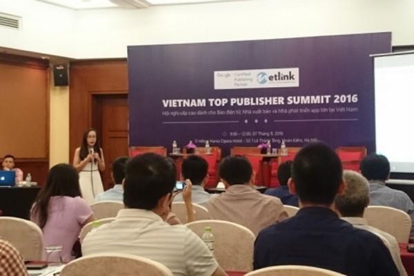Các website Việt Nam gặp khó khăn trong tiếp cận nguồn ngân sách quảng cáo online