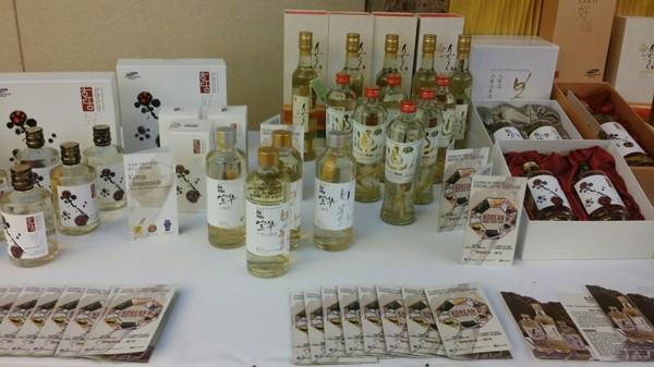 Rượu nhân sâm Sansamgadeuk Myeongsul sẽ là điểm nhấn của chương trình