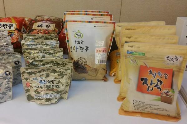 Giới thiệu nông sản chất lượng cao của Hàn Quốc tại Hà Nội
