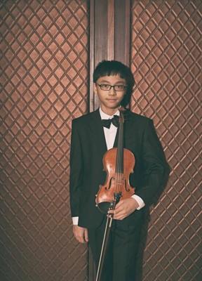 Chắt ngoại của nhà văn Nguyễn Tuân giành giải Nhất violon quốc tế