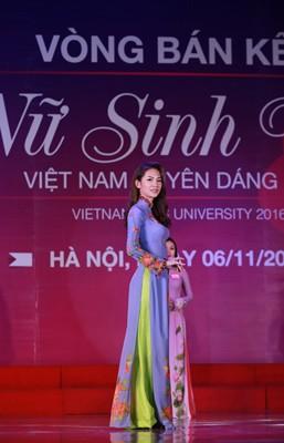 Thí sinh Vũ Thị Dạ Thảo (SBD 264)