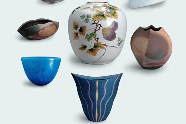 Các sản phẩm gốm sứ đẹp mặt của Nhật Bản