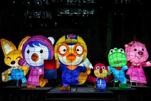 Lễ hội đèn lồng lớn nhất từ trước tới nay