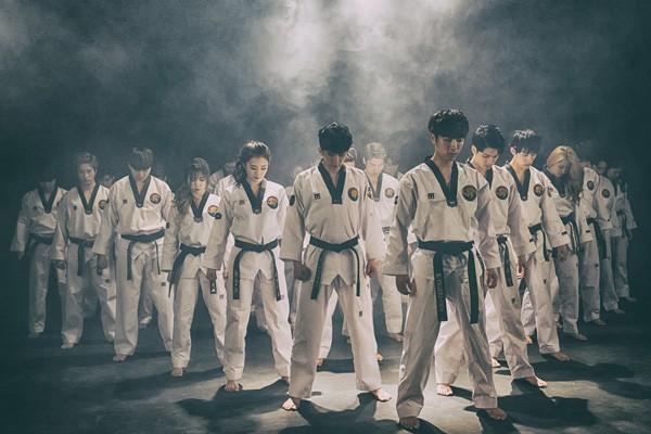 Cơ hội thưởng thức các màn trình diễn Taekwondo ấn tượng