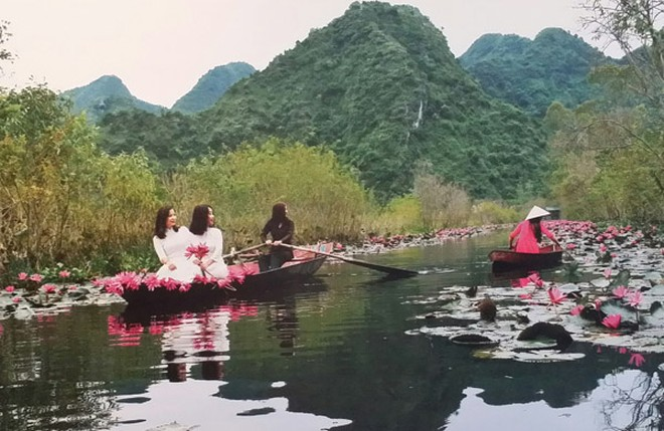 Ngỡ ngàng trước vẻ đẹp Việt Nam ảnh 6