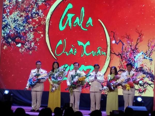 Ra mắt Ban Chủ nhiệm CLB Văn nghệ Công an Thủ đô