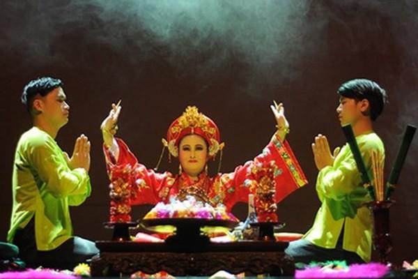 Trò chuyện về văn hóa tín ngưỡng thờ Mẫu