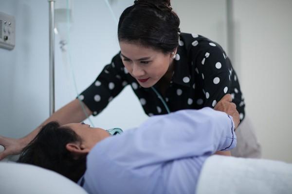 Cảnh quay của bộ phim thực hiện tại bệnh viện