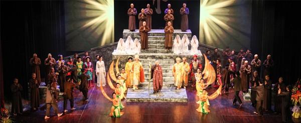 """""""Vua Phật"""" được diễn một đêm duy nhất tại Lễ hội hoa ban lần thứ 3"""