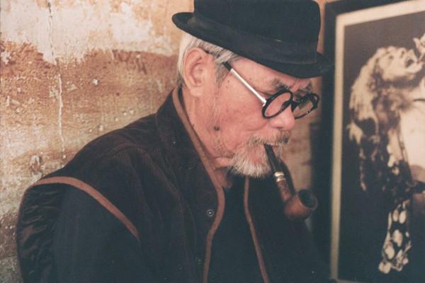 Nhà thơ Phan Vũ