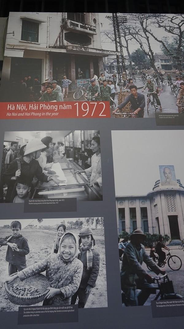 Trưng bày là dịp để người dân Việt Nam thêm tự hào vì đã lập nên kỳ tích của thế kỷ XX