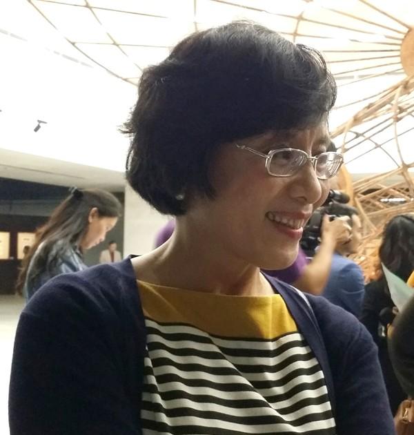 Bà Nguyễn Sông Thao, con gái nhà văn Tô Hoài