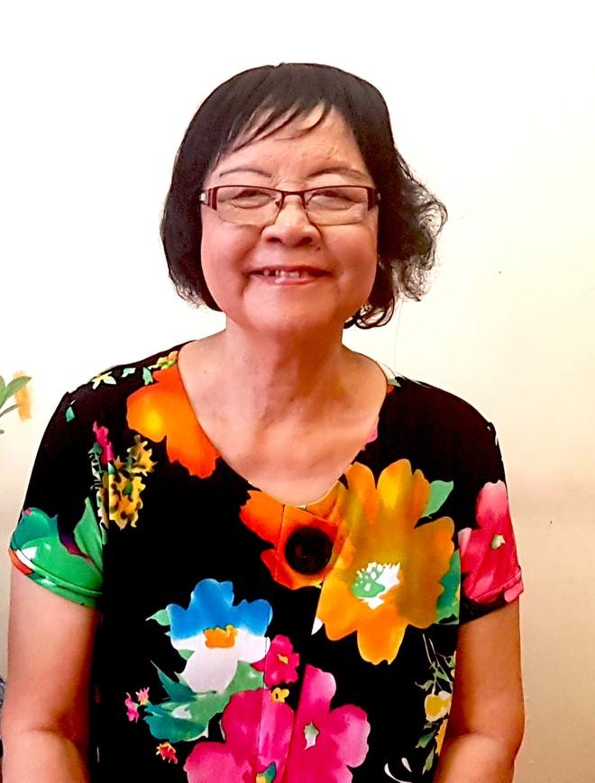 Dịch giả Trần Thị Minh Tâm